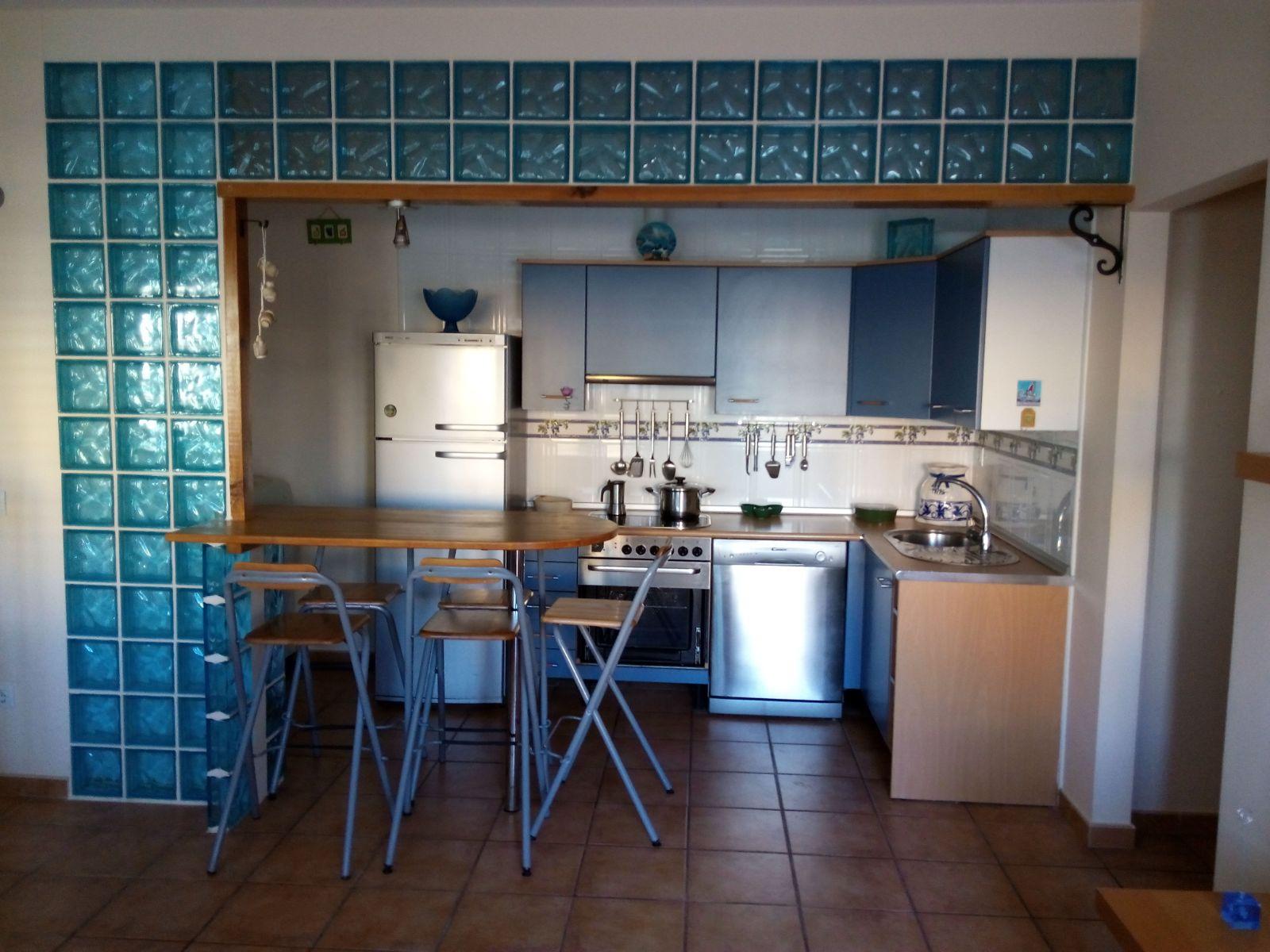 Cozy ground floor apartment in El Cotillo