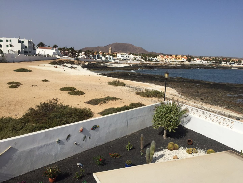 Villa en la playa
