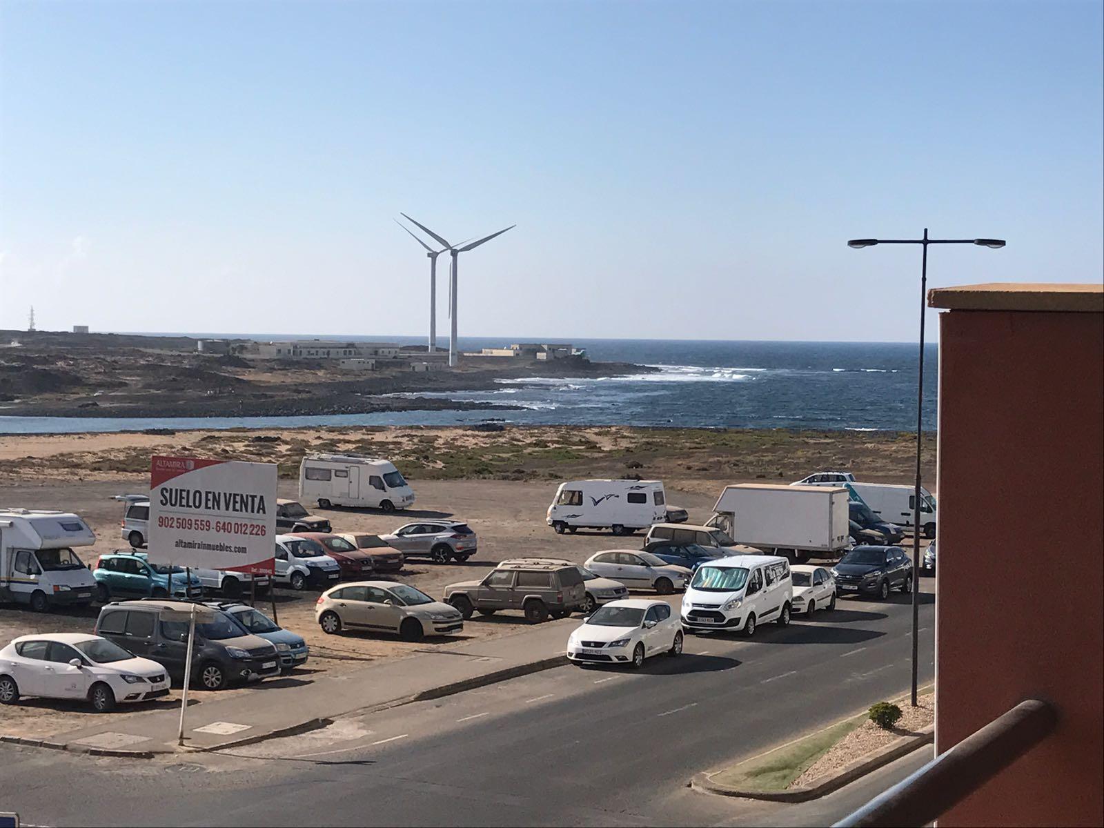 Sea view apartment in Corralejo