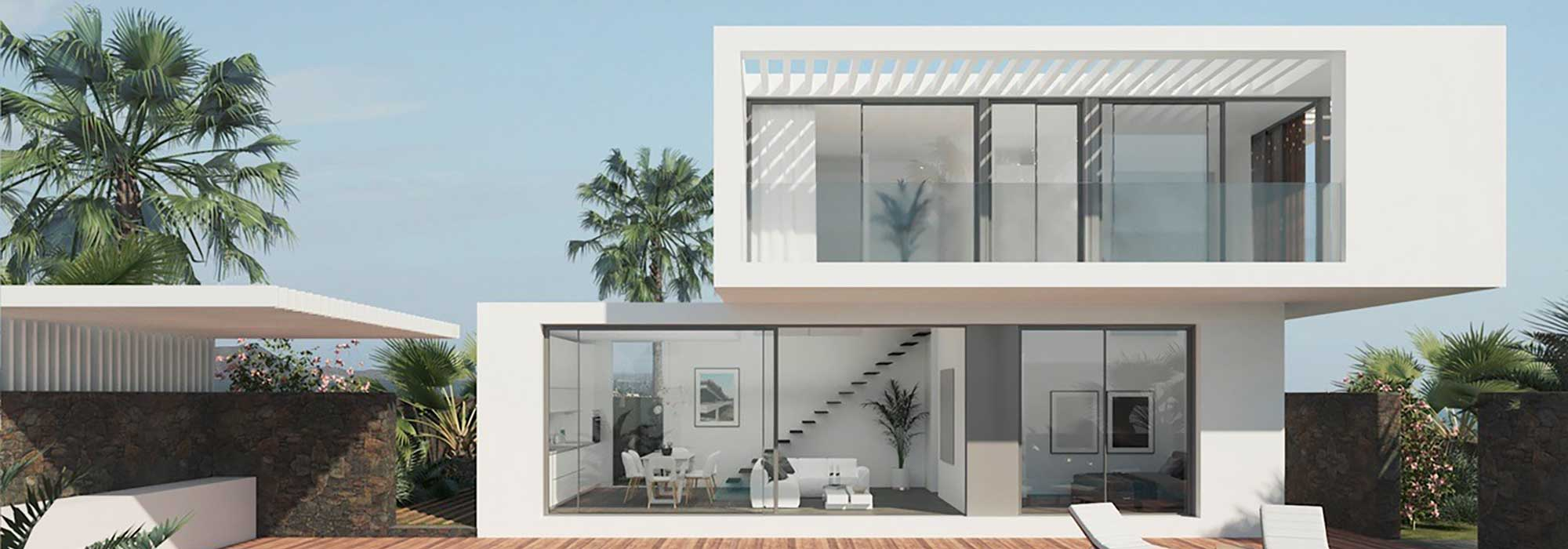 New project Villas