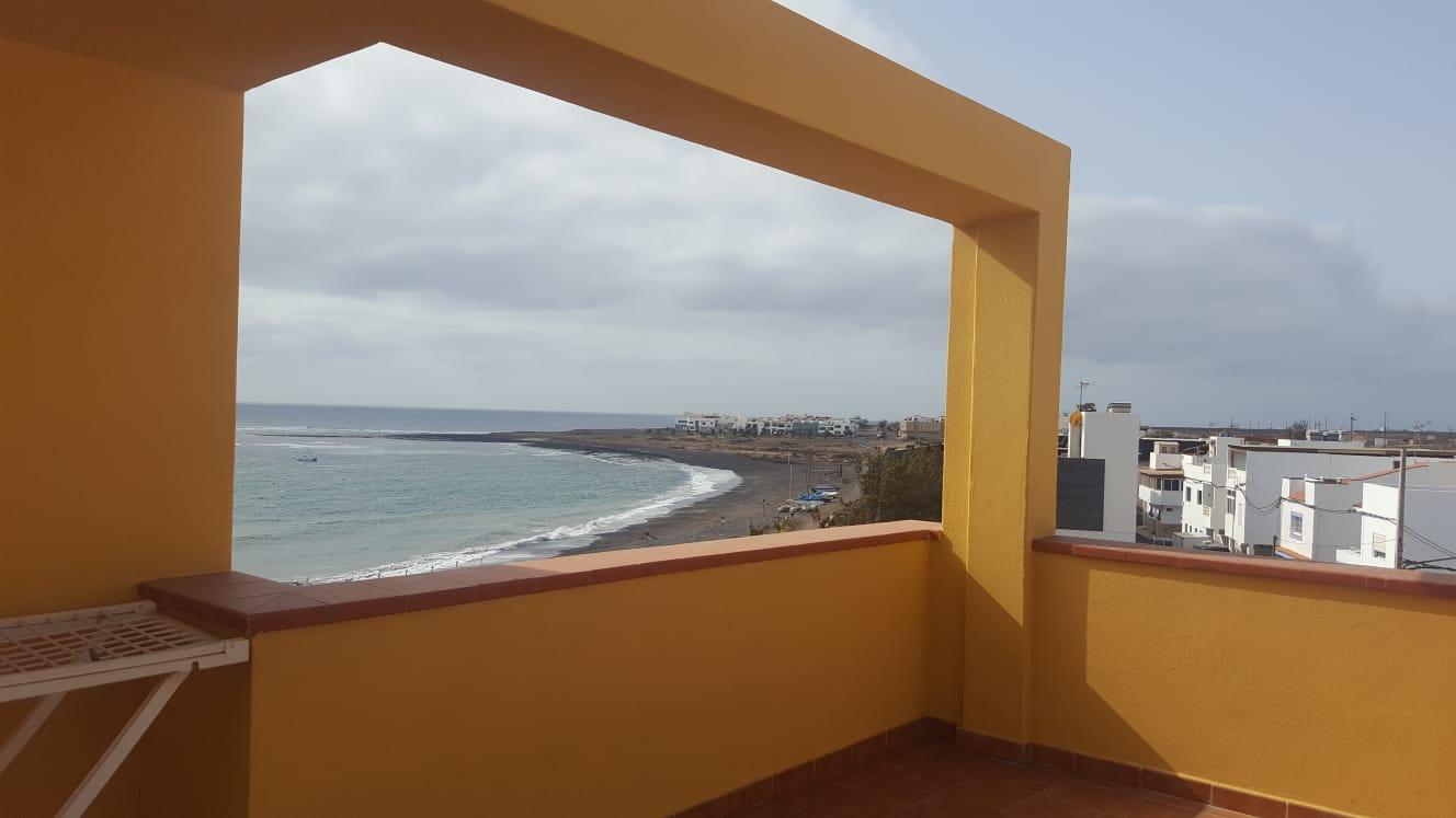 Sea View apartment in Puerto Lajas