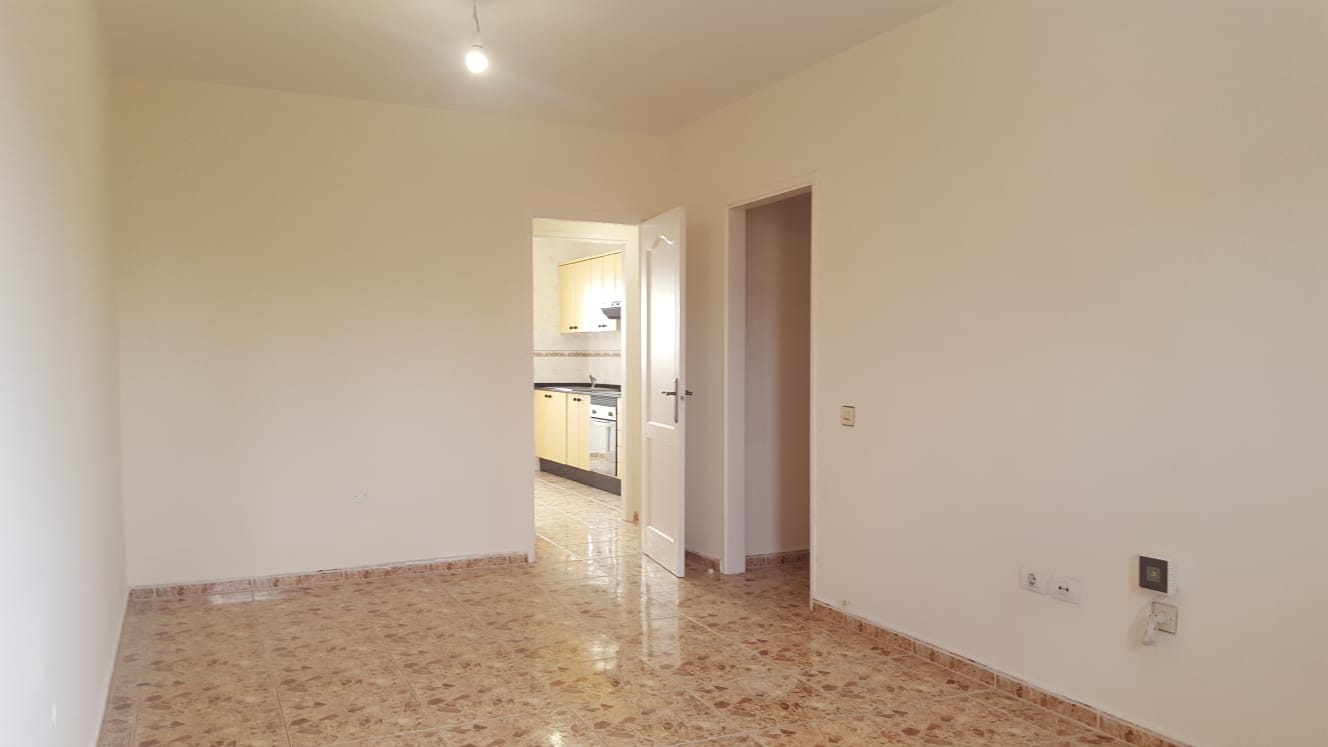 Spacious apartment in Puerto del Rosario