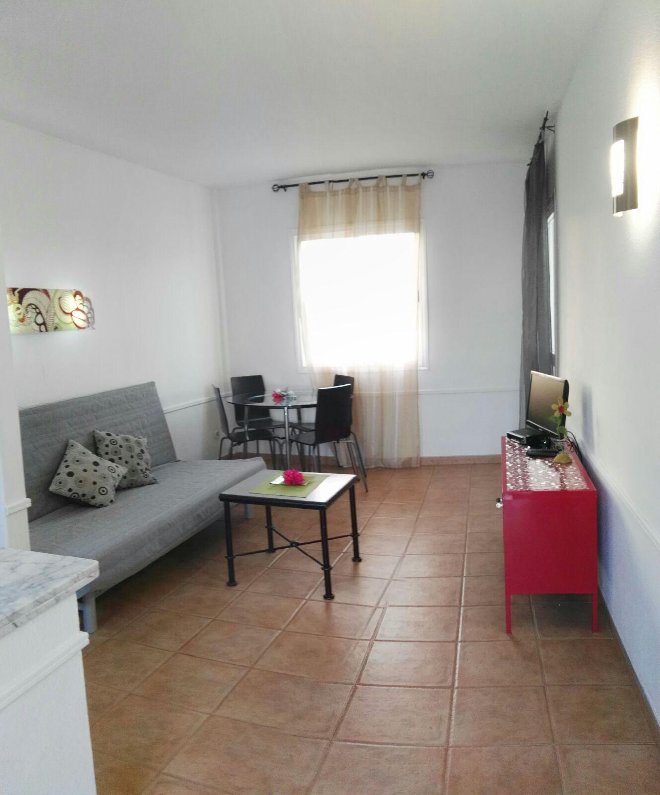 Apartamento en residencial Verdemar, Corralejo