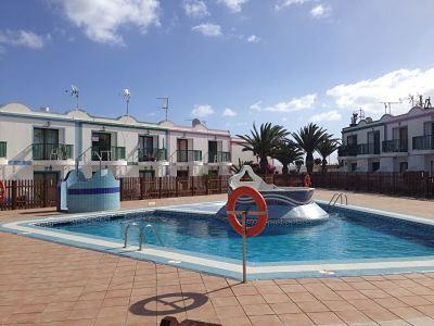 Charming refurbished apartment in Corralejo