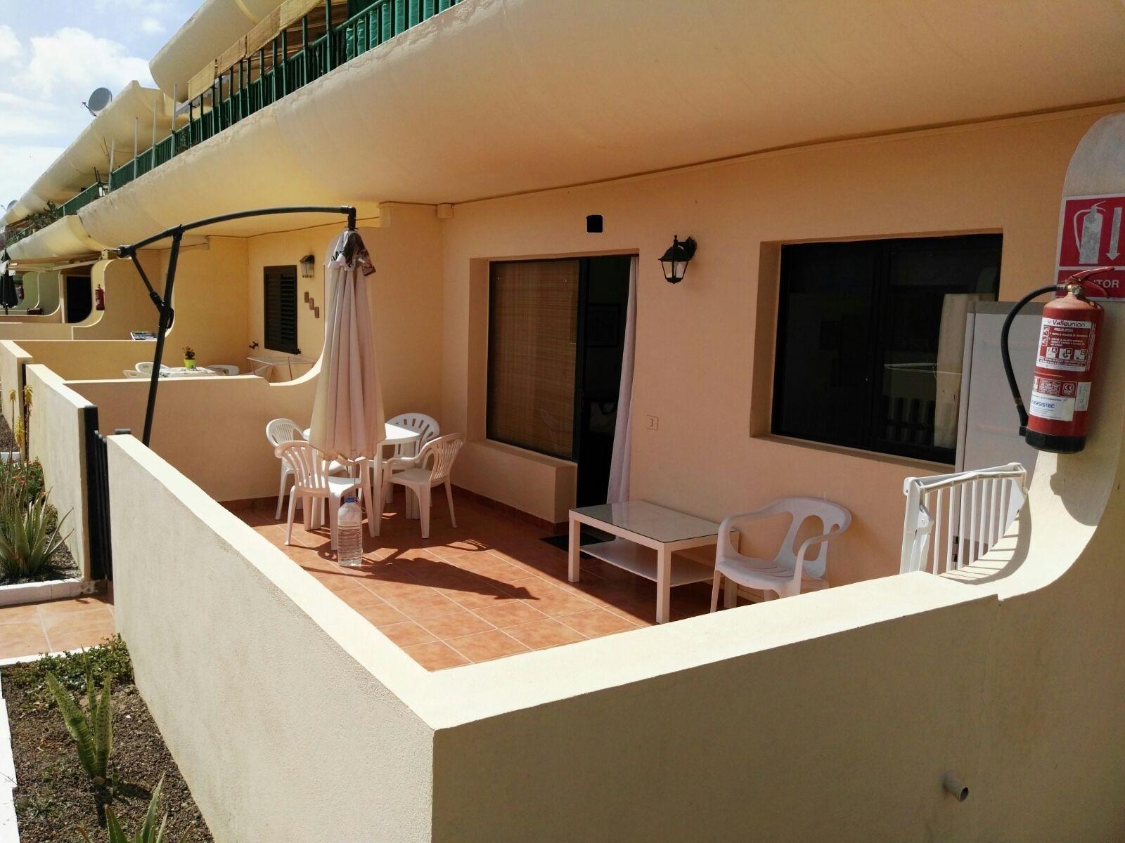 Apartment In Residential Dunasol