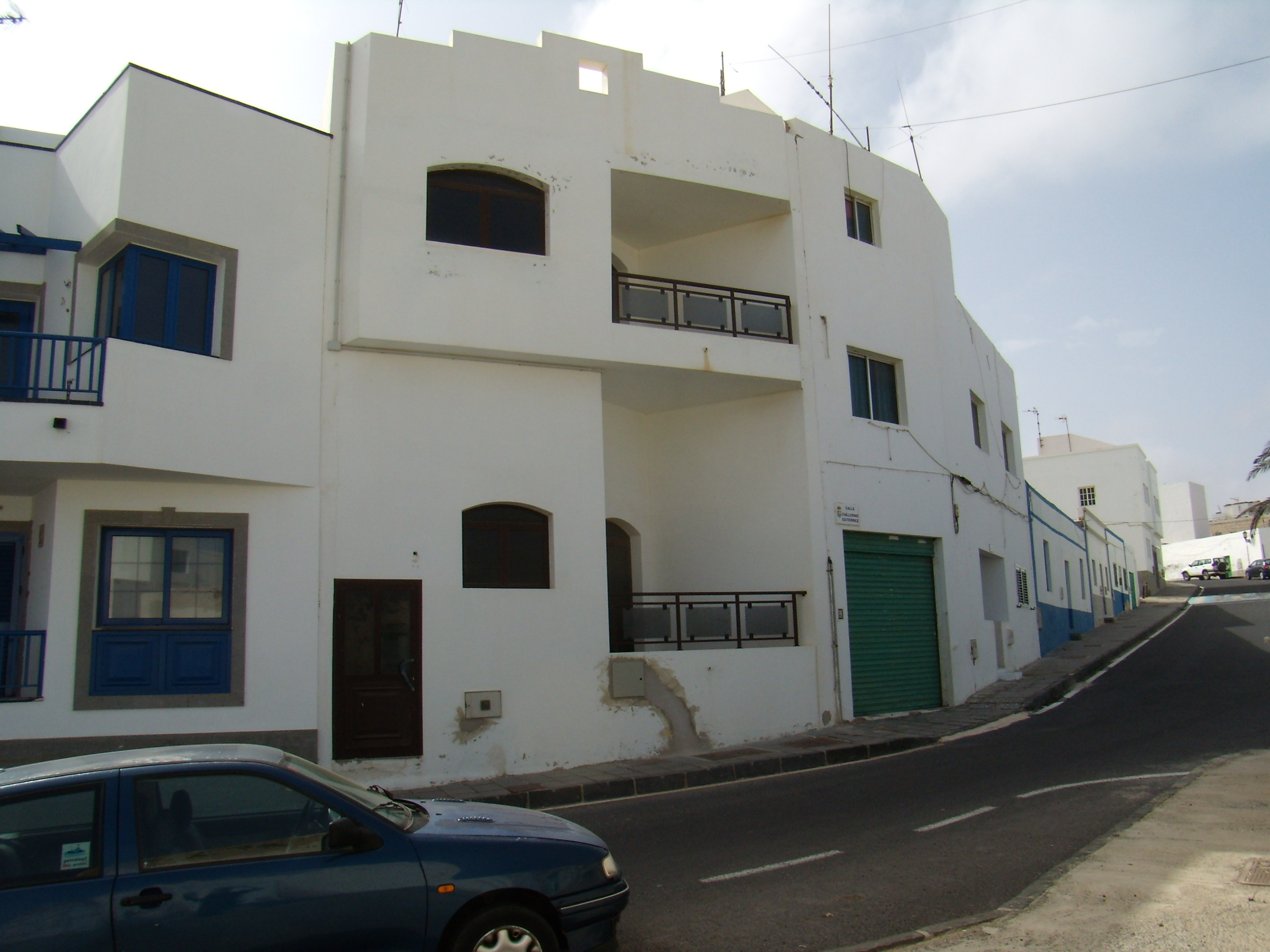 Brand new apartment in El Cotillo