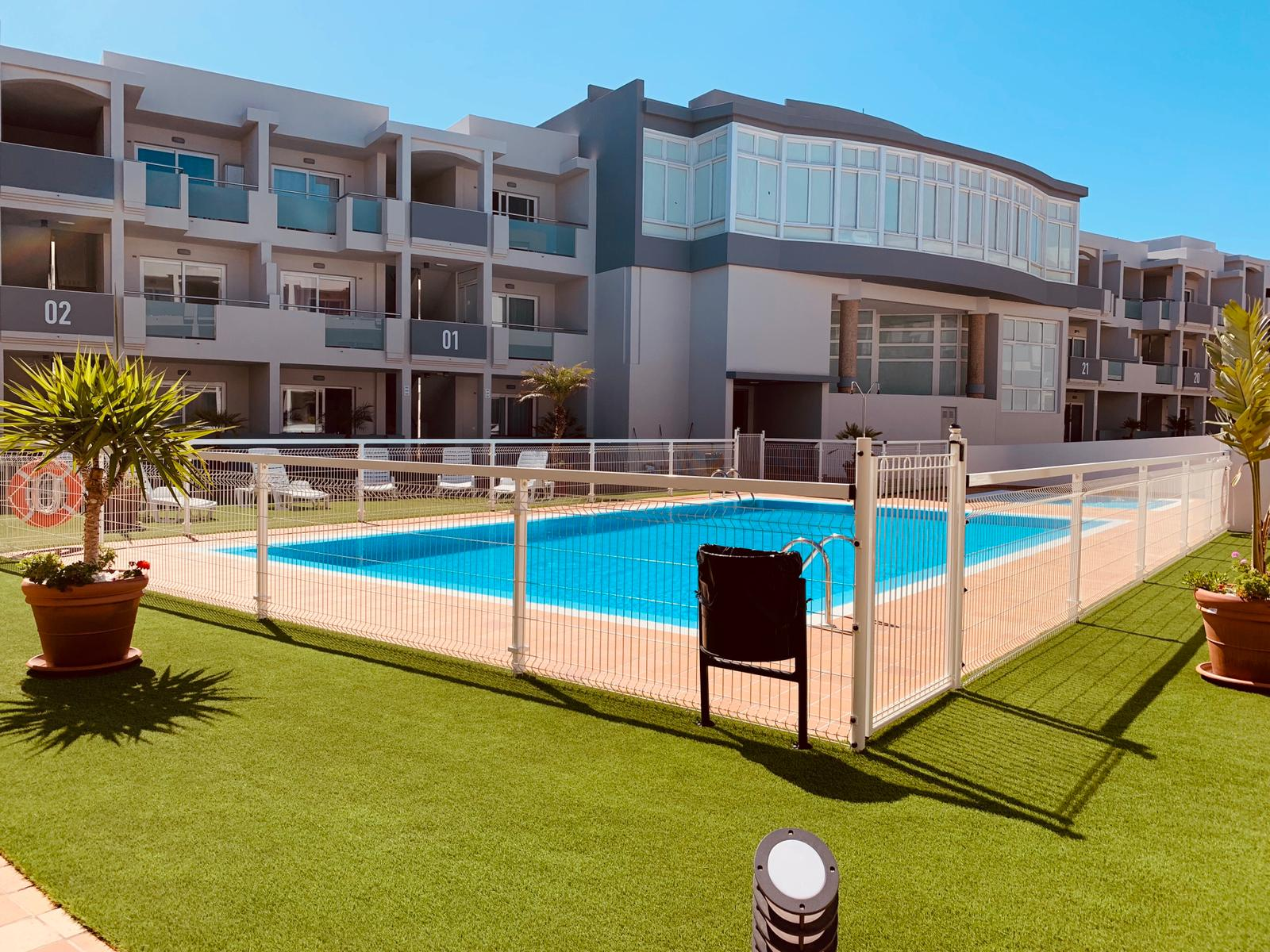 Brand New Apartment With Common Pool and sea view