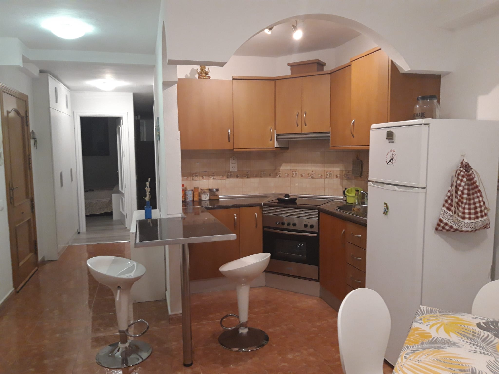 Cozy apartment in Calle Cangrejo