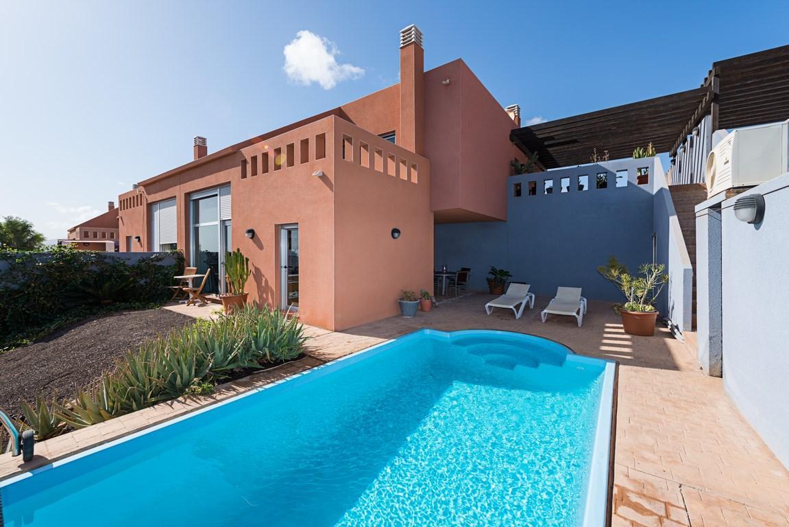 Beautiful sea view villa in Caleta de Fuste