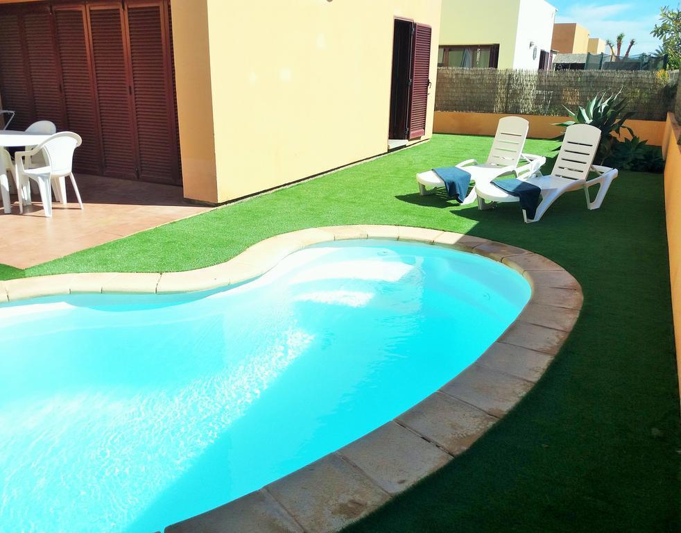 Chalet con piscina a Tamaragua