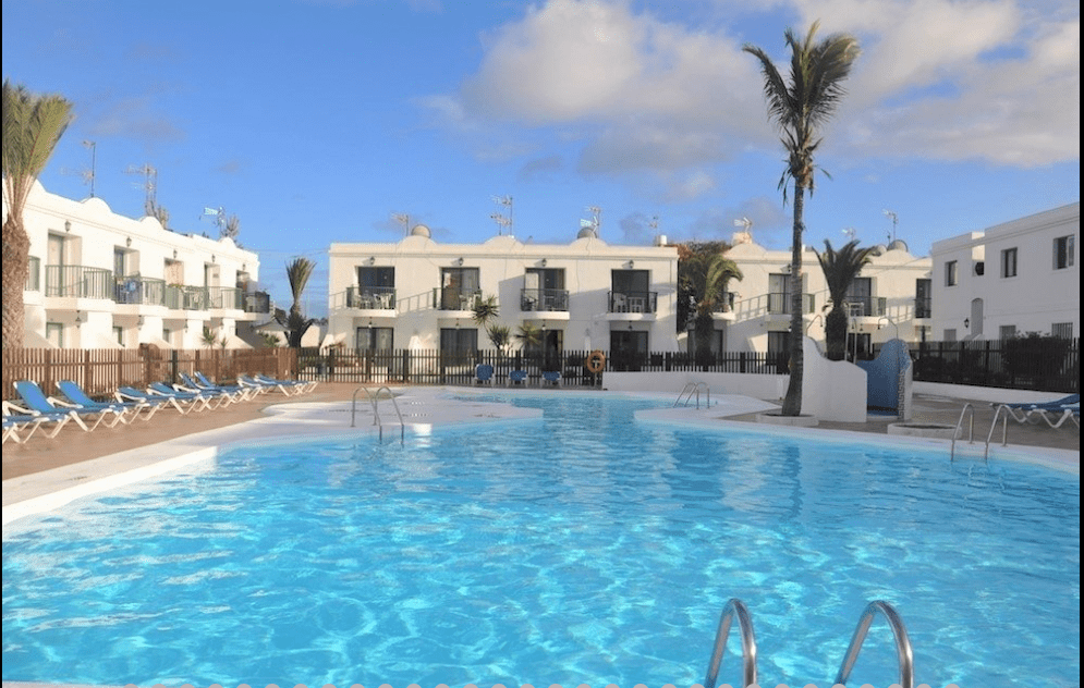 One bedroom apartment in San Valentin