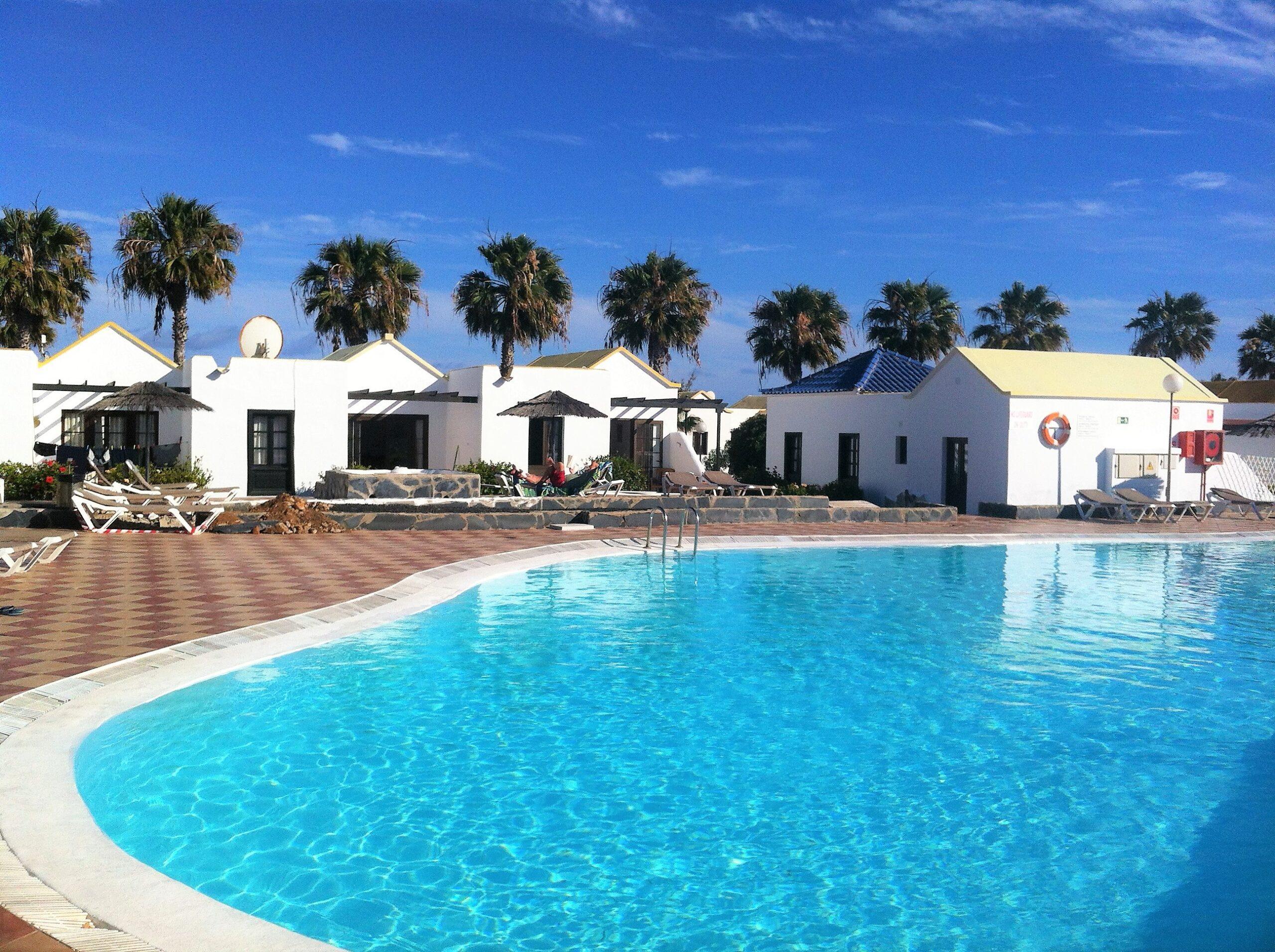 Appartamento con piscina comune in Monte-Castillo