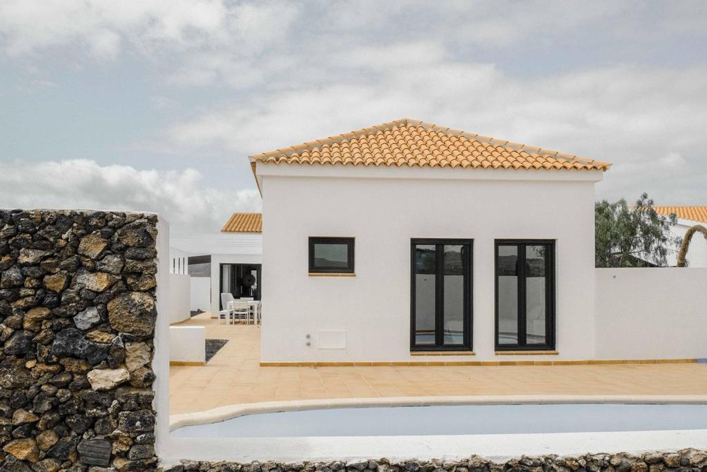 Increible villa en Lajares