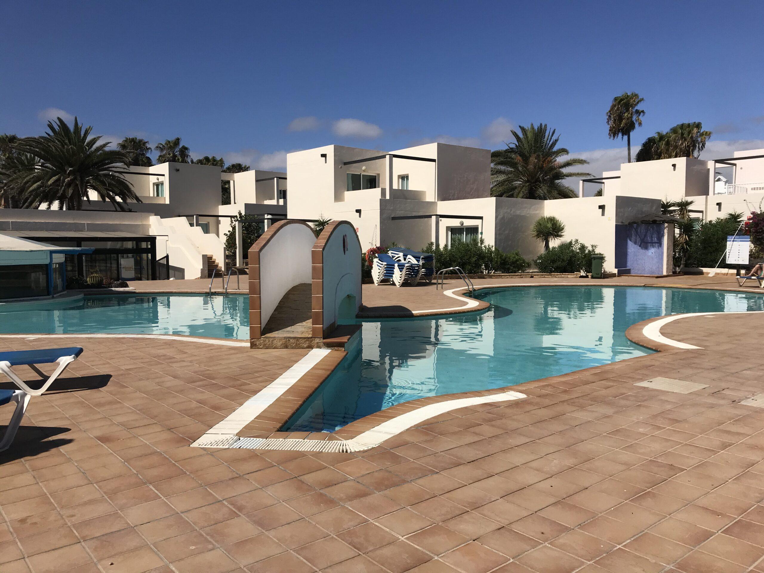 Renovated apartment in Alisios Playa