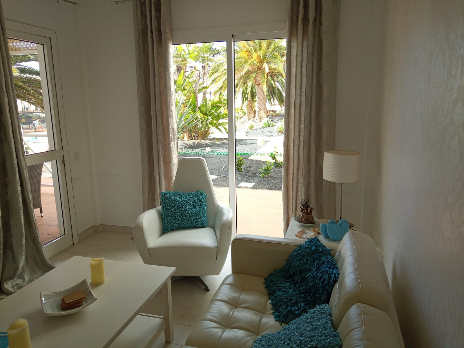 Refurbished apartment in Verdemar
