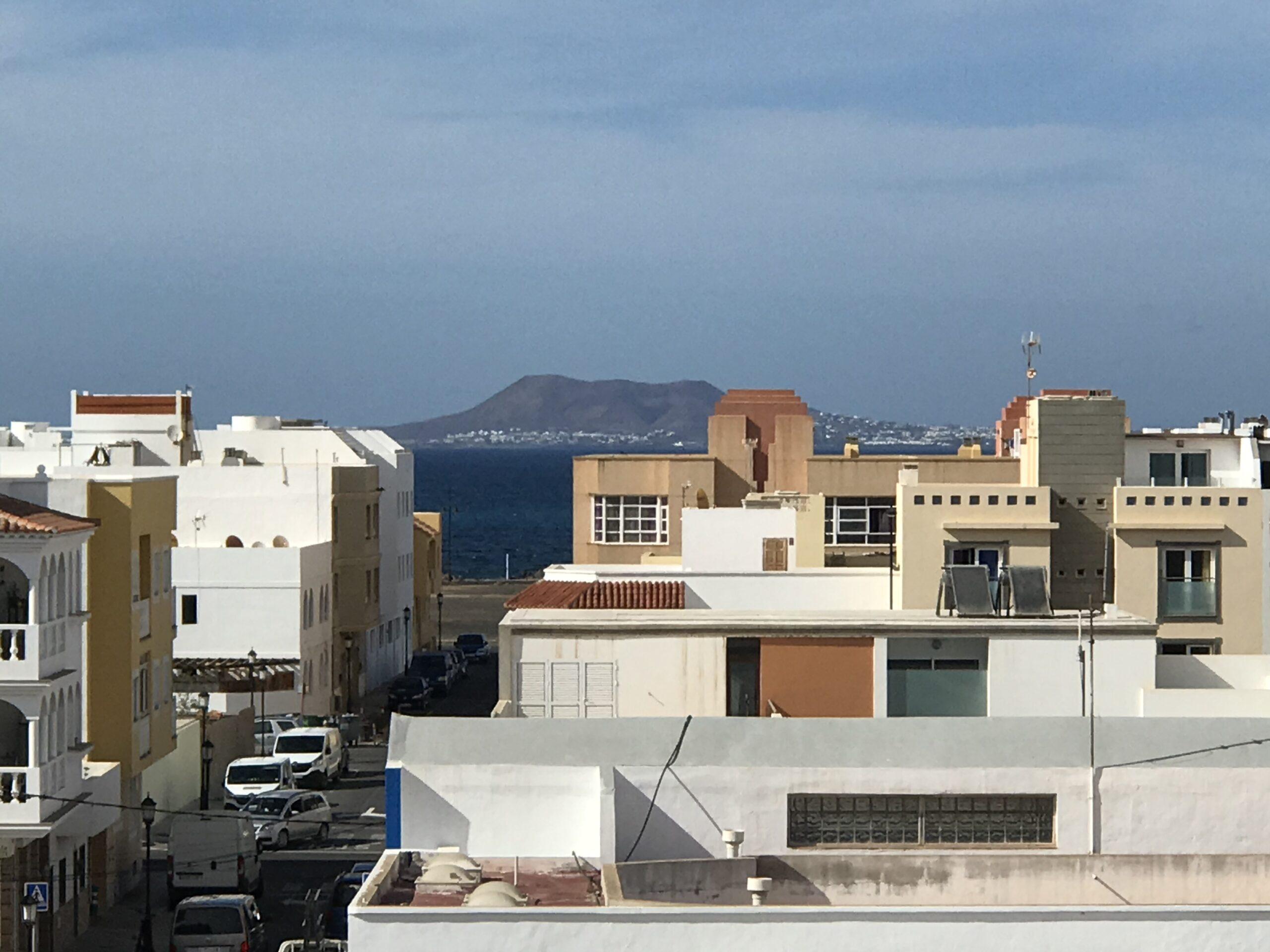 Duplex with beautiful sea view